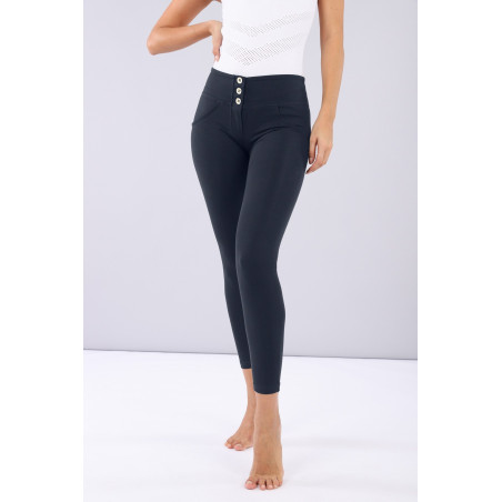 WR.UP® Mid Waist Super Skinny - 7/8 Length - B94 - Marinblå