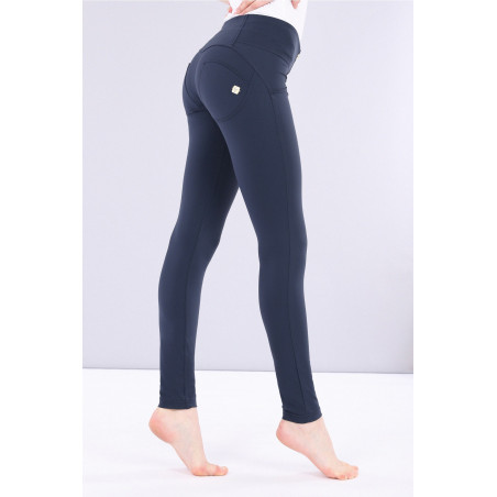 WR.UP® D.I.W.O.® Pro Beauty Effect - Mid Waist Skinny - B94 - Marinblå