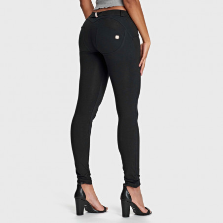 WR.UP® Low Waist Skinny - N0 - Svart