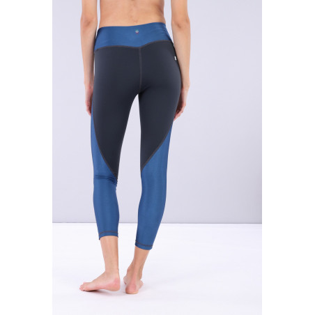 Superfit Yoga Trousers - B84B - Made in Italy - Blå