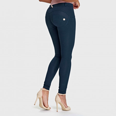 WR.UP® Regular Waist Skinny - B94 - Marinblå