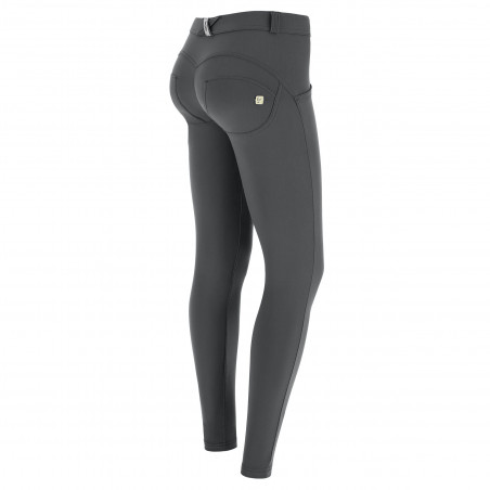 WR.UP® D.I.W.O.® Pro Beauty Effect - Regular Waist Super Skinny - 7/8 Length - G59 - Mörkgrå