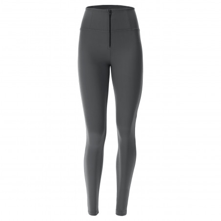 WR.UP® D.I.W.O.® Pro Beauty Effect - High Waist Super Skinny - 7/8 Length - G59 - Mörkgrå