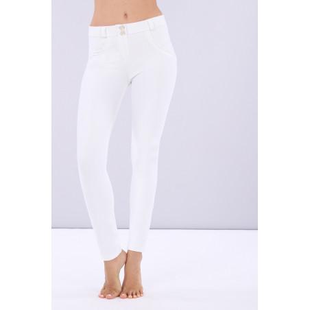 WR.UP® Regular Waist Skinny - Lustrous Shaping Pants - W - Vit