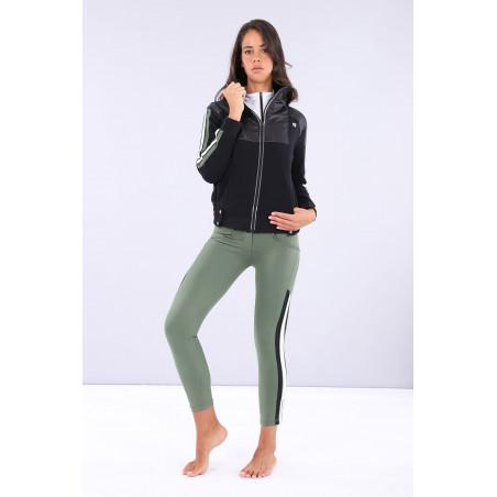 WR.UP® Regular Waist Skinny - Performance Fabric - 7/8 Length - V46 - Grön