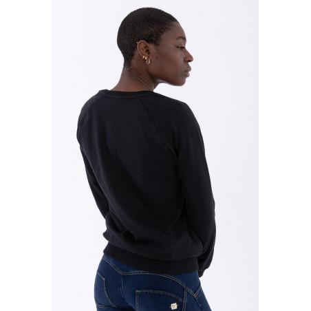Freddy Patch Crew Neck Sweatshirt - Romero Britto Collection