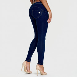 WR.UP® D.I.W.O SHAPING EFFECT LOW WAIST SKINNY - N0
