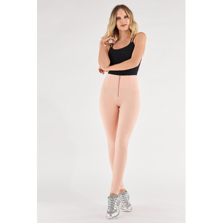 WR.UP® High Waist Skinny - Heavyweight Stretch Jersey - P34 - Rose Cloud