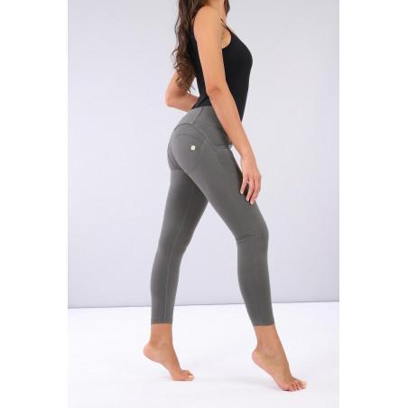 WR.UP® Mid Waist Super Skinny - 7/8 Length - G14 - Dark Grey