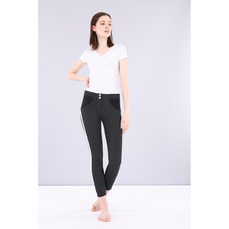WR.UP® LOW WAIST SKINNY - Z640 - Ljusbeige