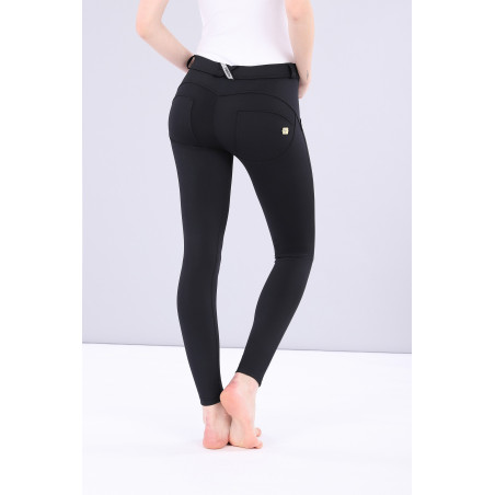 WR.UP® D.I.W.O.® Pro Beauty Effect - Regular Waist Super Skinny - 7/8 Length - N0 - Svart