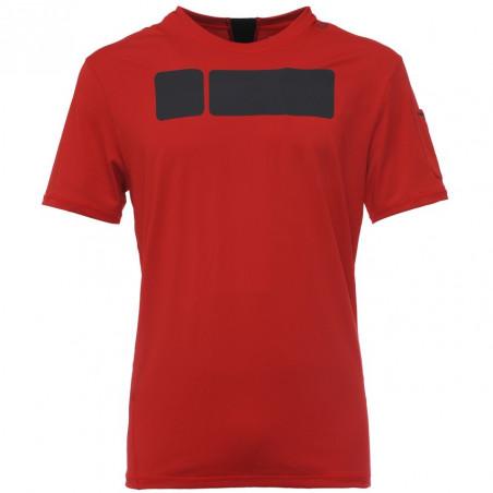 Freddy Man Technical T-Shirt in D.I.W.O.® - R57 - Röd