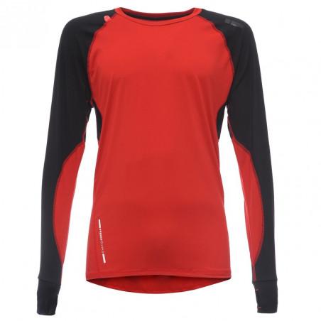 Freddy Man Technical Shirt in D.I.W.O.® - R57N - Röd
