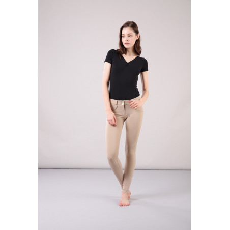 WR.UP® D.I.W.O.® Pro Beauty Effect - Regular Waist Super Skinny - Z10 - Sandbeige