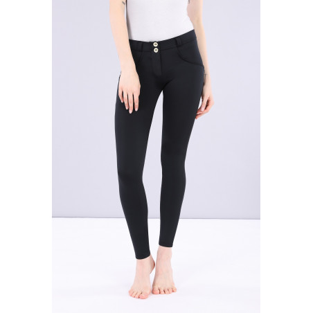 WR.UP® D.I.W.O.® - Regular Waist Super Skinny - N0 - Svart