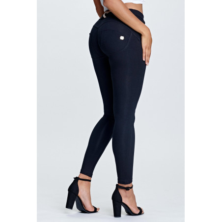 WR.UP® Regular Waist Super Skinny - N0 - Svart
