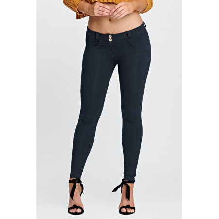 WR.UP® Regular Waist Super Skinny - B94 - Marinblå