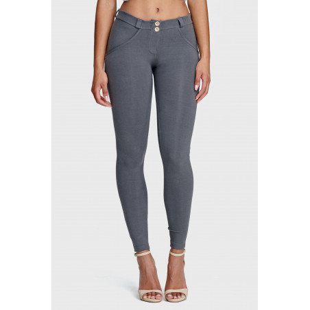 WR.UP® Regular Waist Skinny - G14 - Mörkgrå